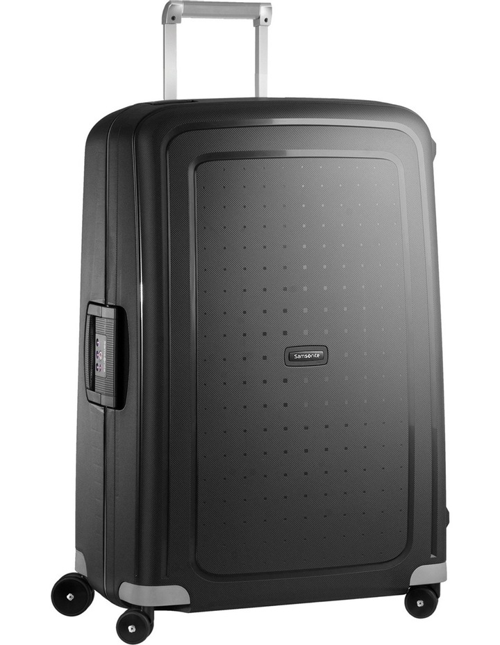 64512-1041 S'cure Hardside Spinner Case Large 81cm Black 5.3kg image 1