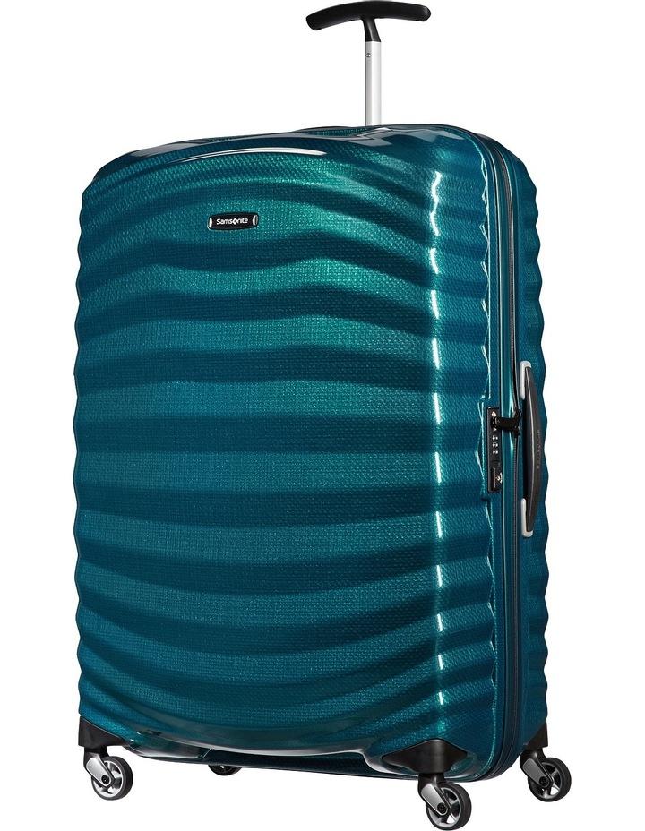 Lite Shock Hardside Spinner Case Large 81cm Petrol Blue 2.8kg image 1
