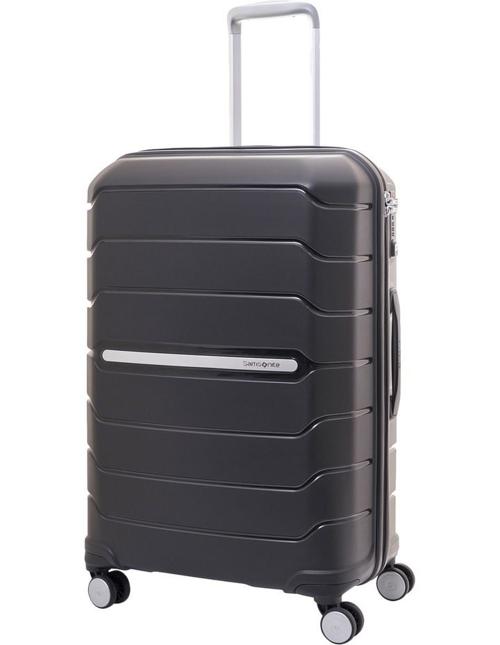 Octolite Hardside Spinner Case Medium 68cm Black 3.5kg image 1