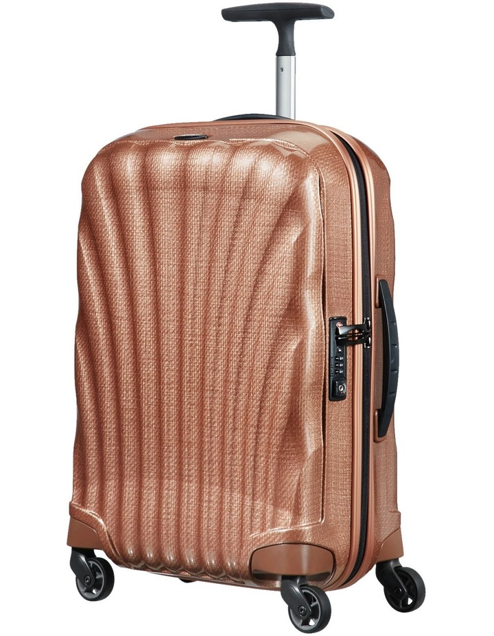 Cosmolite Hardside Spinner Case Small 55cm Copper Blush 1.7kg image 1