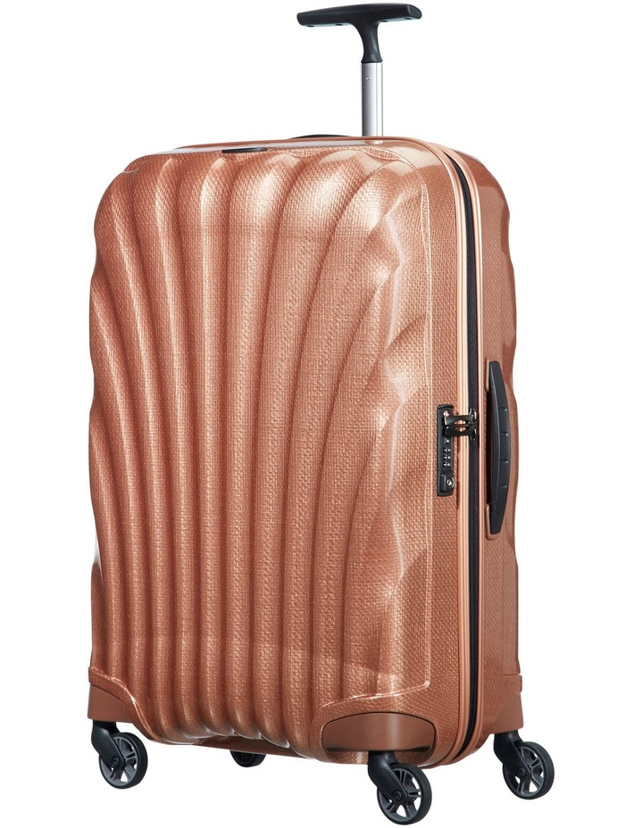 Cosmolite Hardside Spinner Case Medium 75cm Copper Blush 2.6kg image 1