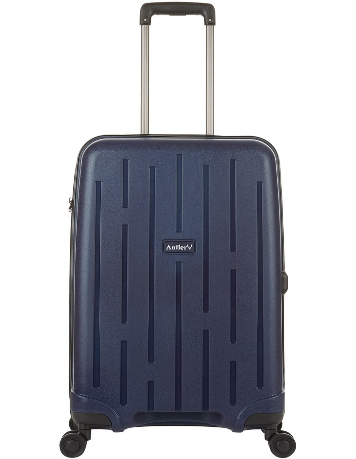 Lightning Hardside Spinner Case Medium 67cm Navy 3.1kg image 1