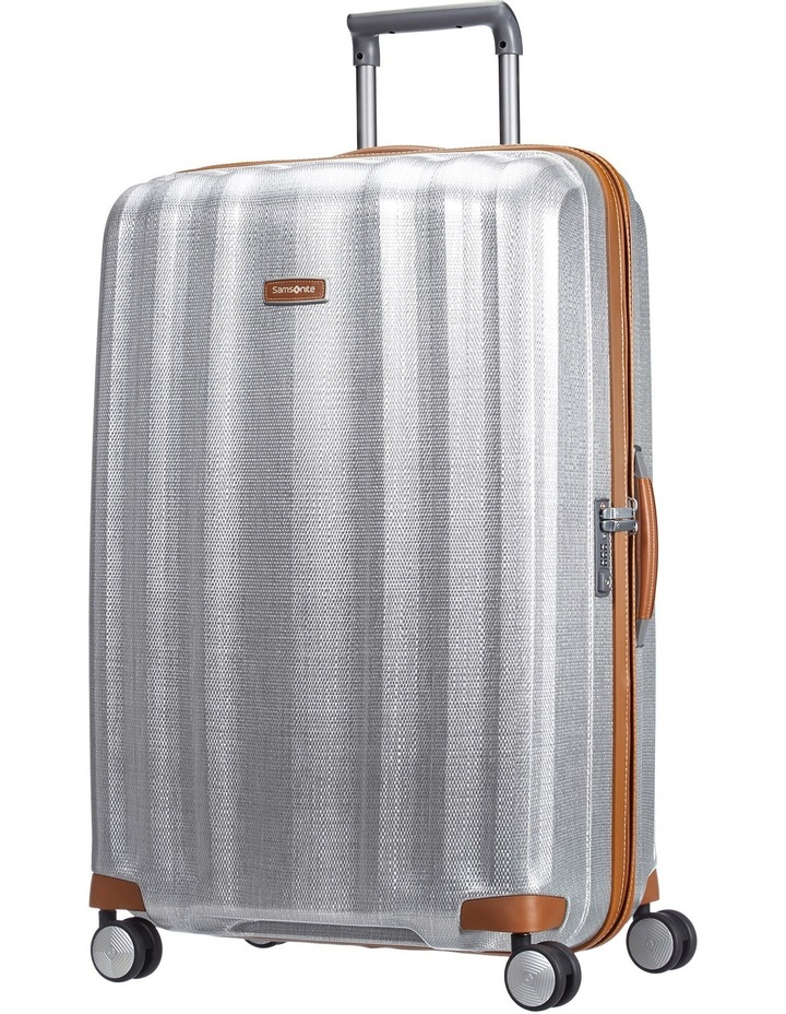Lite-Cube Deluxe Large 82cm Hardside Spinner Suitcase - Aluminium image 1