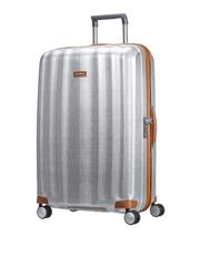 Samsonite - 61245-004 Lite-Cube Deluxe Hardside Spinner Case Large 82cm Aluminium 3.5kg