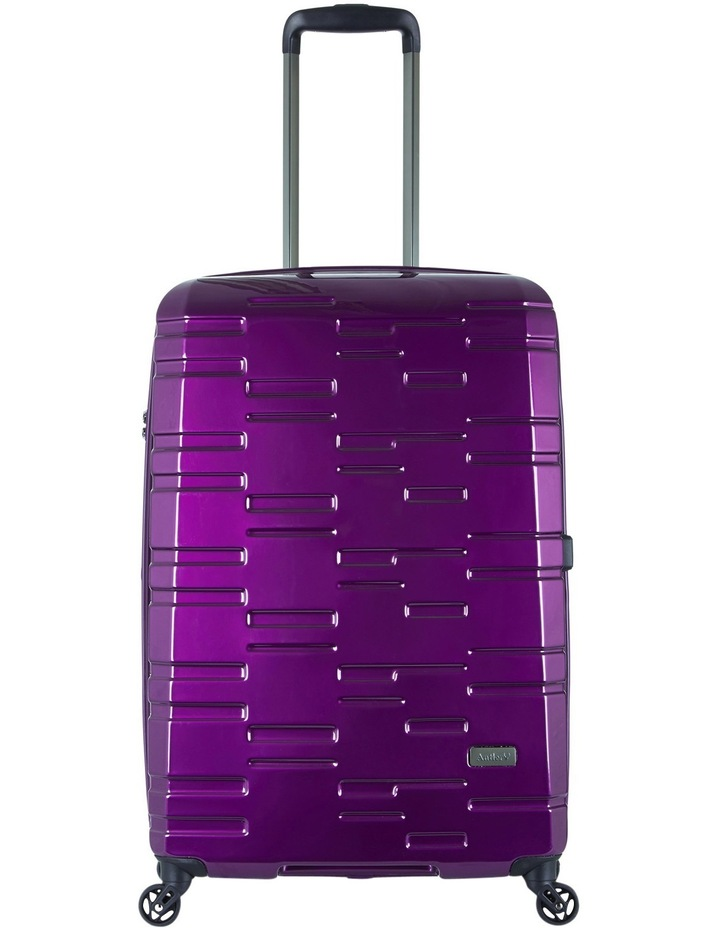 Prism Hardside Spinner Case Medium 66cm: Purple: 3kg image 1
