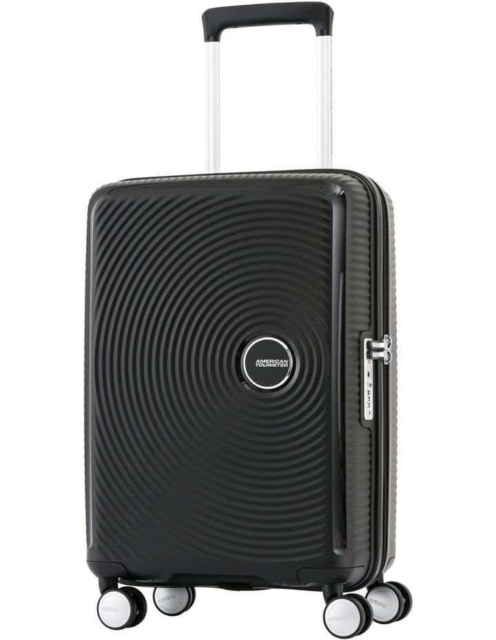 Curio Hardside Spinner Case Small 55cm Black 2.6kg image 1