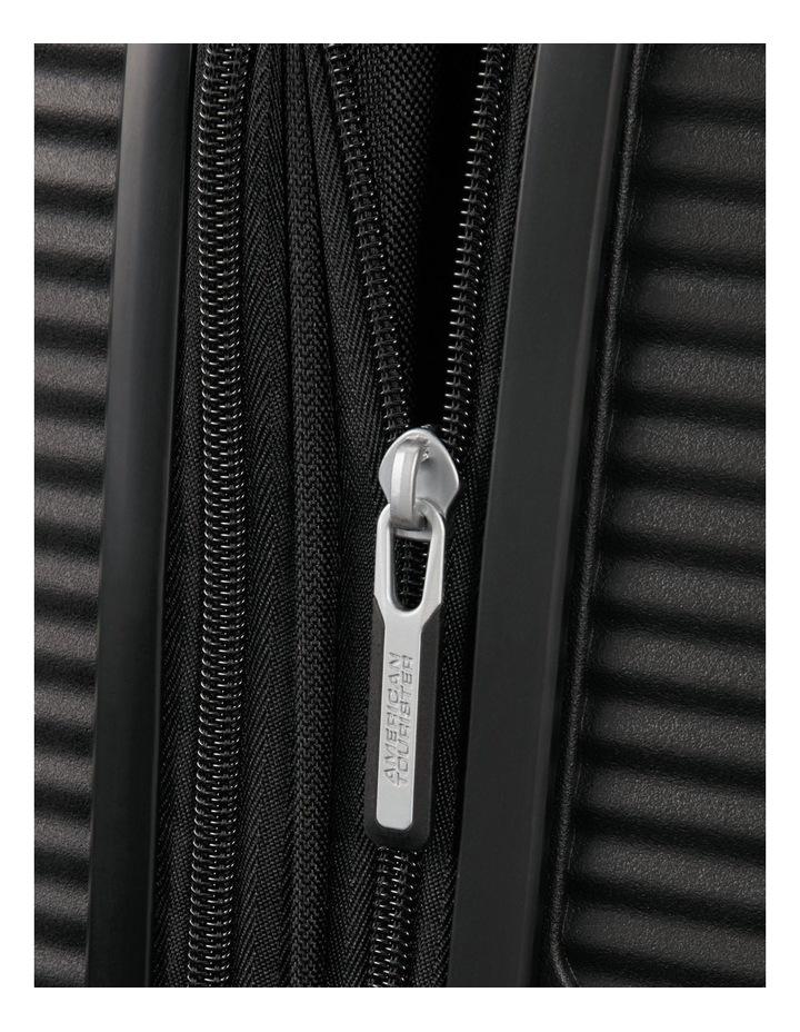 Curio Hardside Spinner Case Small 55cm Black 2.6kg image 3
