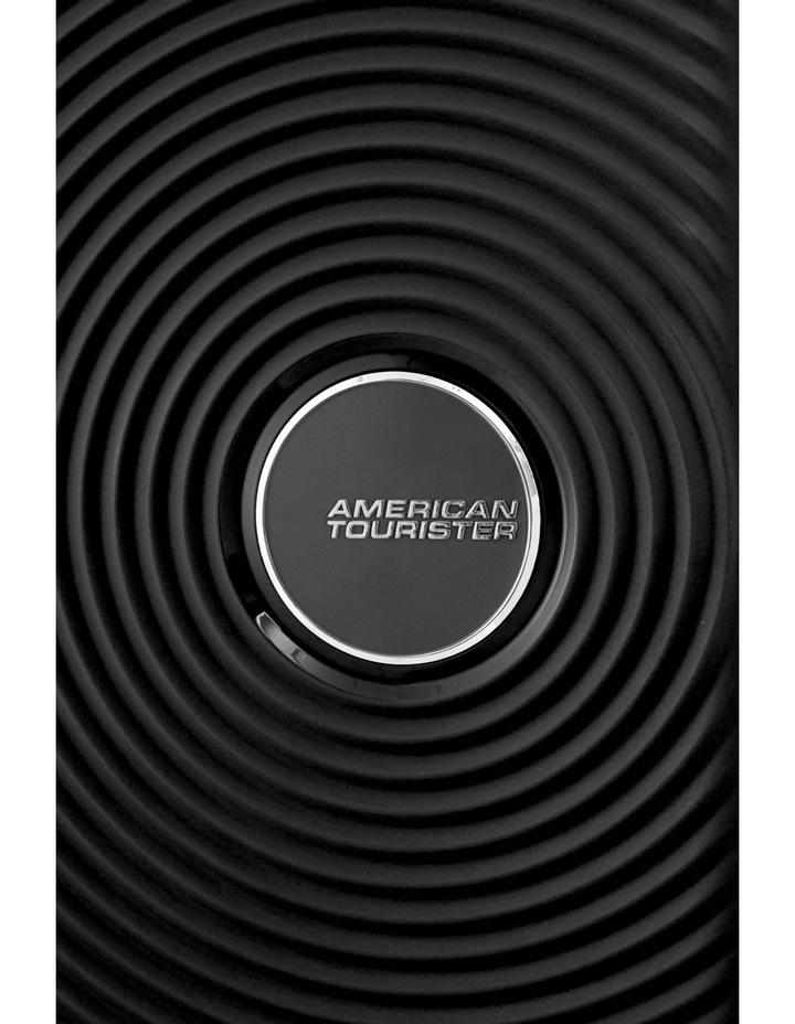Curio Hardside Spinner Case Small 55cm Black 2.6kg image 4