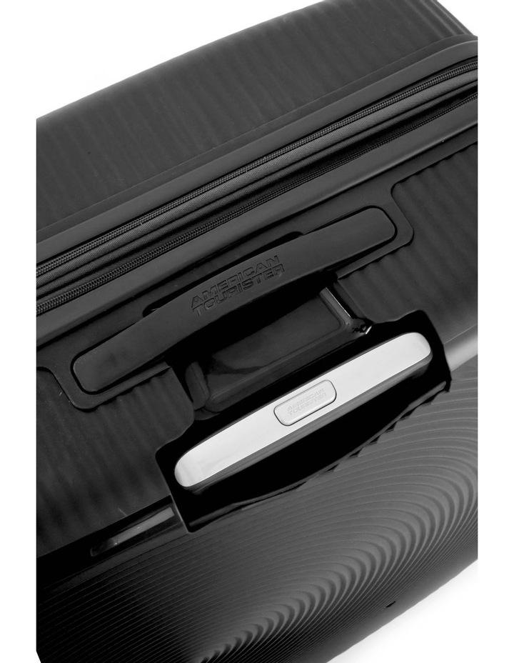 Curio Hardside Spinner Case Small 55cm Black 2.6kg image 5