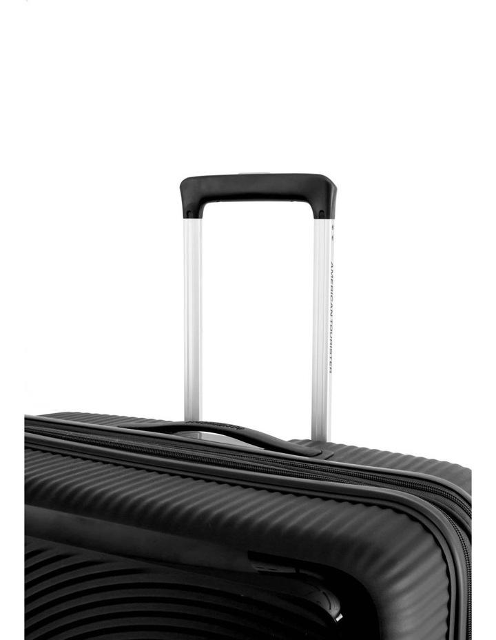 Curio Hardside Spinner Case Small 55cm Black 2.6kg image 6