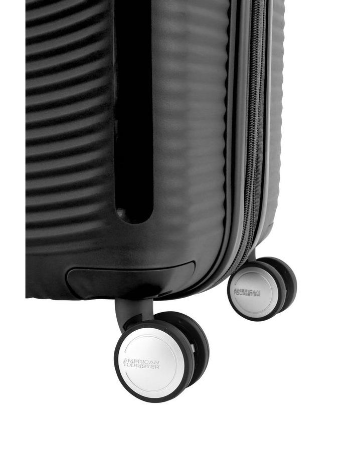 Curio Hardside Spinner Case Small 55cm Black 2.6kg image 7