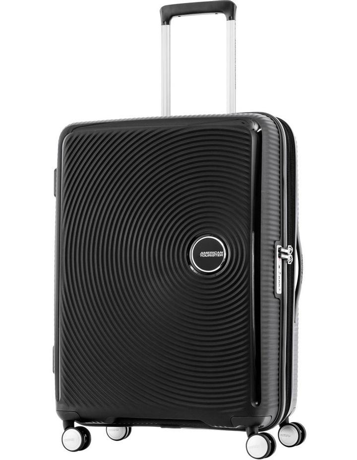 Curio Expandable Hardside Spinner Case Medium 69cm Black 3.7kg image 1
