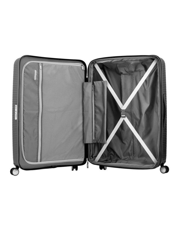 Curio Expandable Hardside Spinner Case Medium 69cm Black 3.7kg image 2