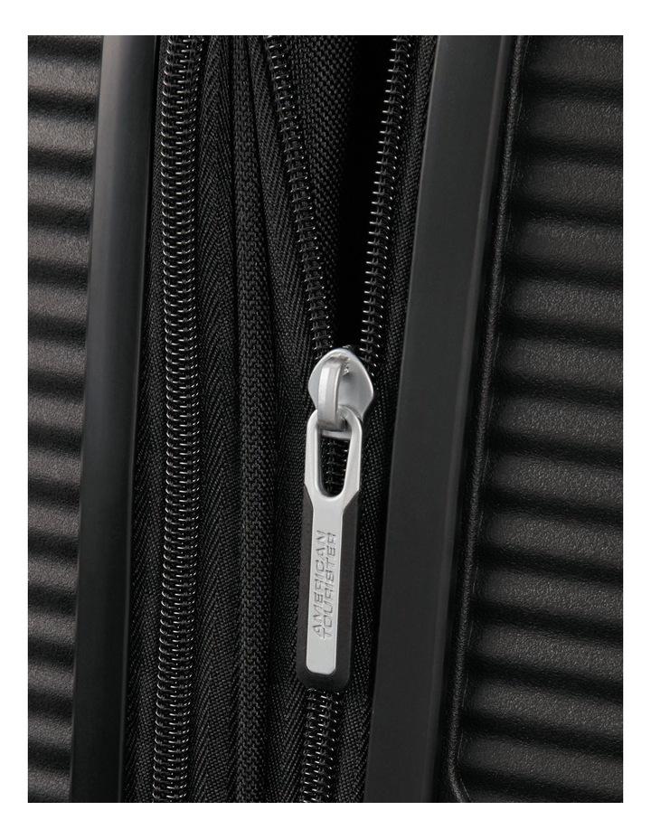Curio Expandable Hardside Spinner Case Large 80cm Black 4.8kg image 4