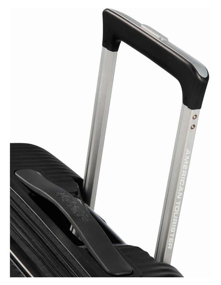 Curio Expandable Hardside Spinner Case Large 80cm Black 4.8kg image 7