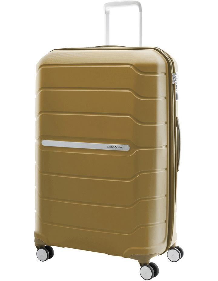 Octolite Hardside Spinner Case Large 81cm Gold 4.5kg image 1