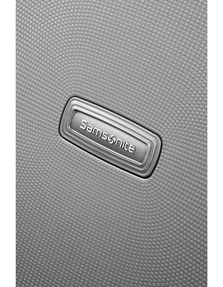 Optic Expandable Hardside Spinner Case Small : Silver: 55cm: 2.7kg image 4