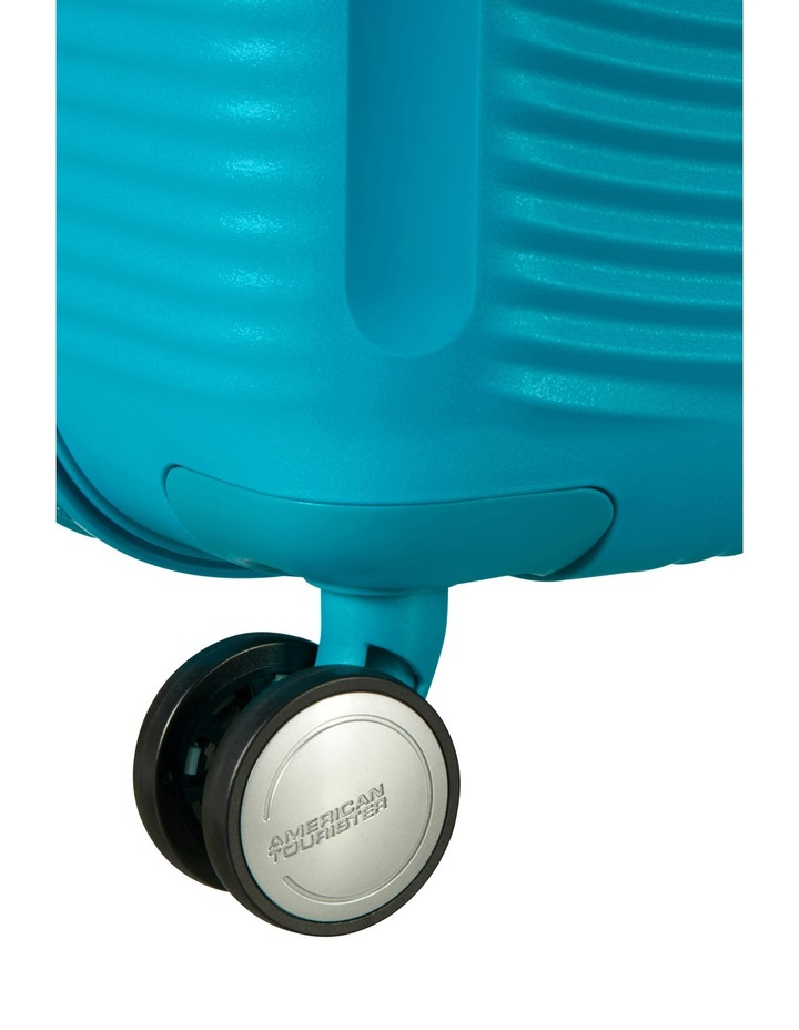 Curio Hardside Spinner Case Small 55cm Turquoise 2.6kg image 7