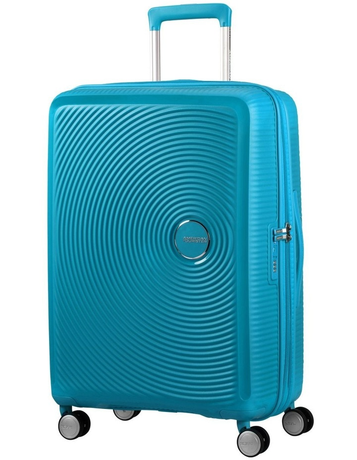 Curio Hardside Spinner Case Small 55cm Turquoise 2.6kg image 1