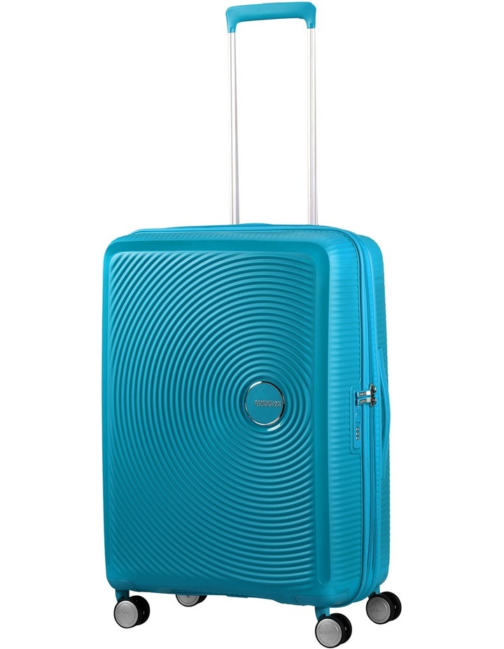 Curio Hardside Spinner Case Small 55cm Turquoise 2.6kg image 2