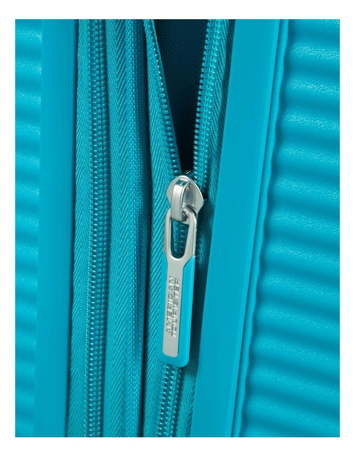 Curio Hardside Spinner Case Small 55cm Turquoise 2.6kg image 5