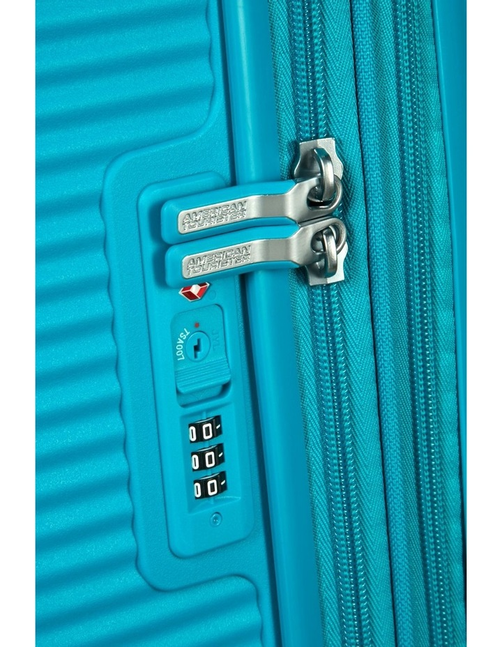 Curio Hardside Spinner Case Small 55cm Turquoise 2.6kg image 4