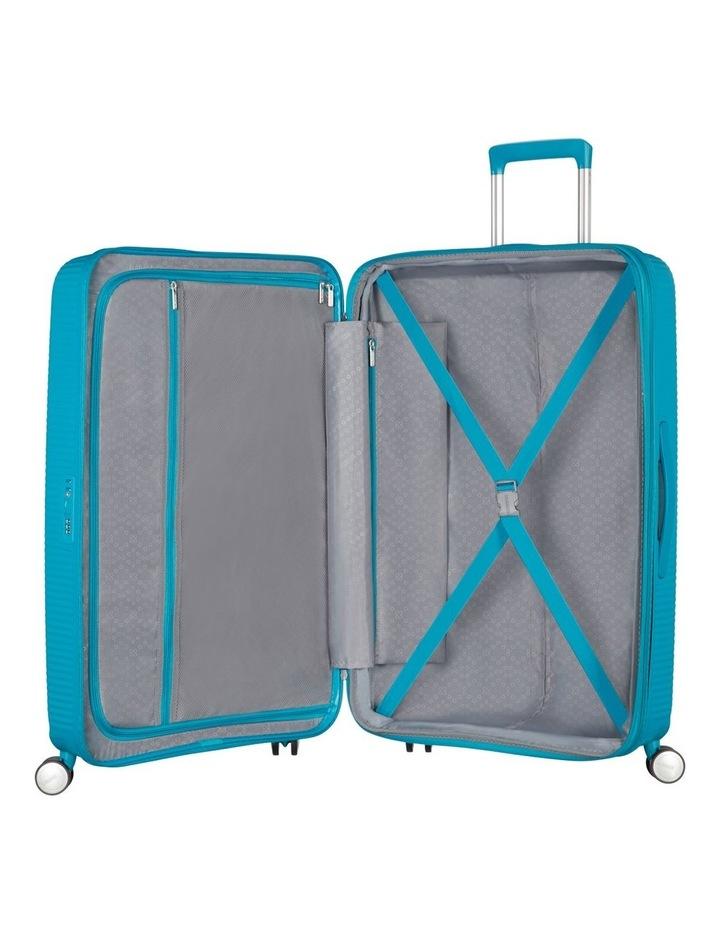 Curio Expandable Hardside Spinner Case Medium 69cm Turquoise 3.7kg image 3