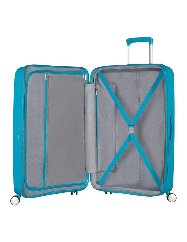 Curio Expandable Hardside Spinner Case Medium 69cm Turquoise 3.7kg image 2
