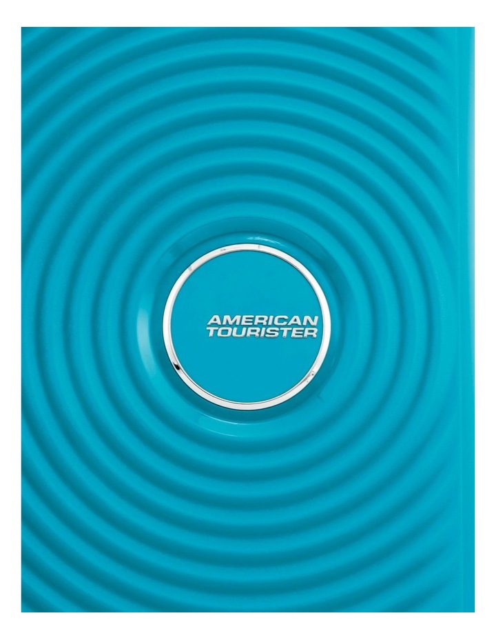 Curio Expandable Hardside Spinner Case Medium 69cm Turquoise 3.7kg image 9
