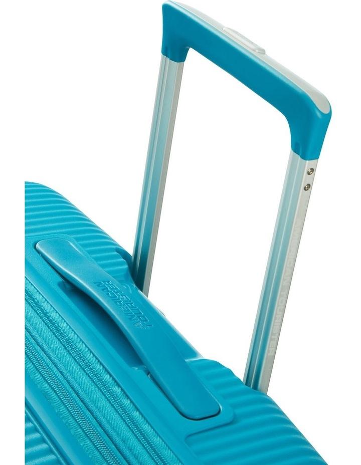 Curio Expandable Hardside Spinner Case Medium 69cm Turquoise 3.7kg image 11