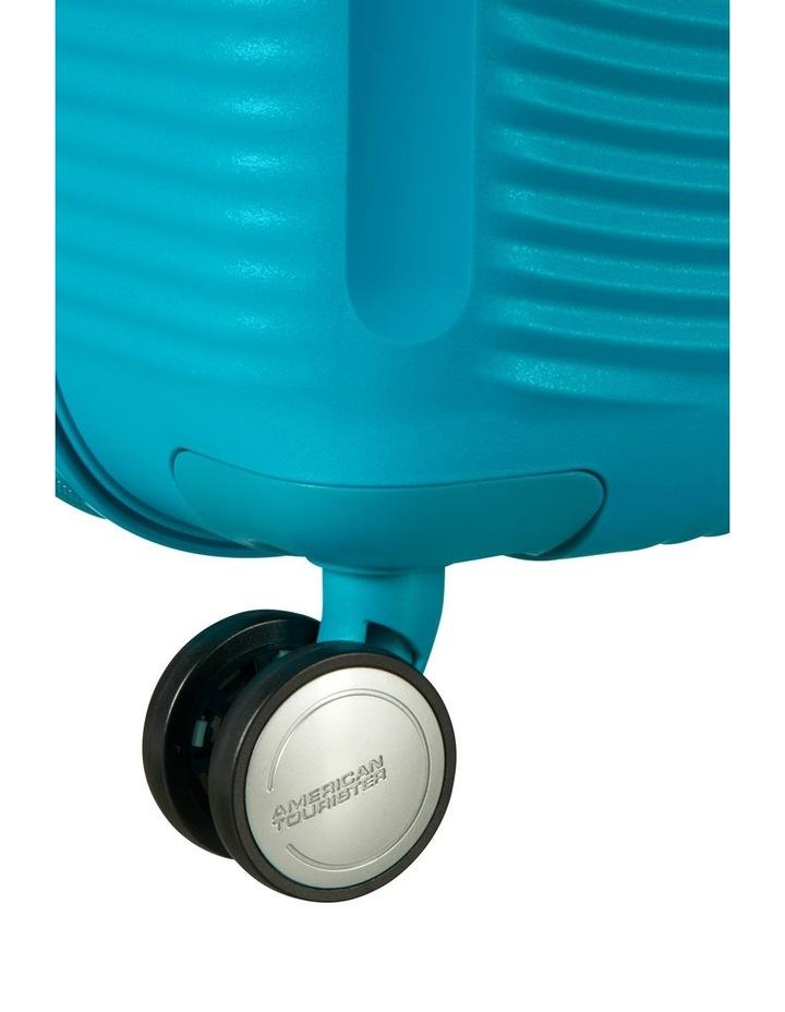 Curio Expandable Hardside Spinner Case Medium 69cm Turquoise 3.7kg image 7