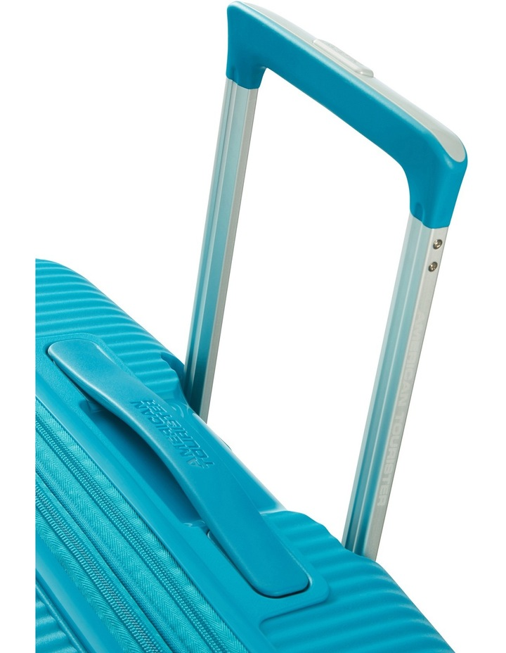 Curio Expandable Hardside Spinner Case Large: 80cm Turquoise 4.8kg: image 3