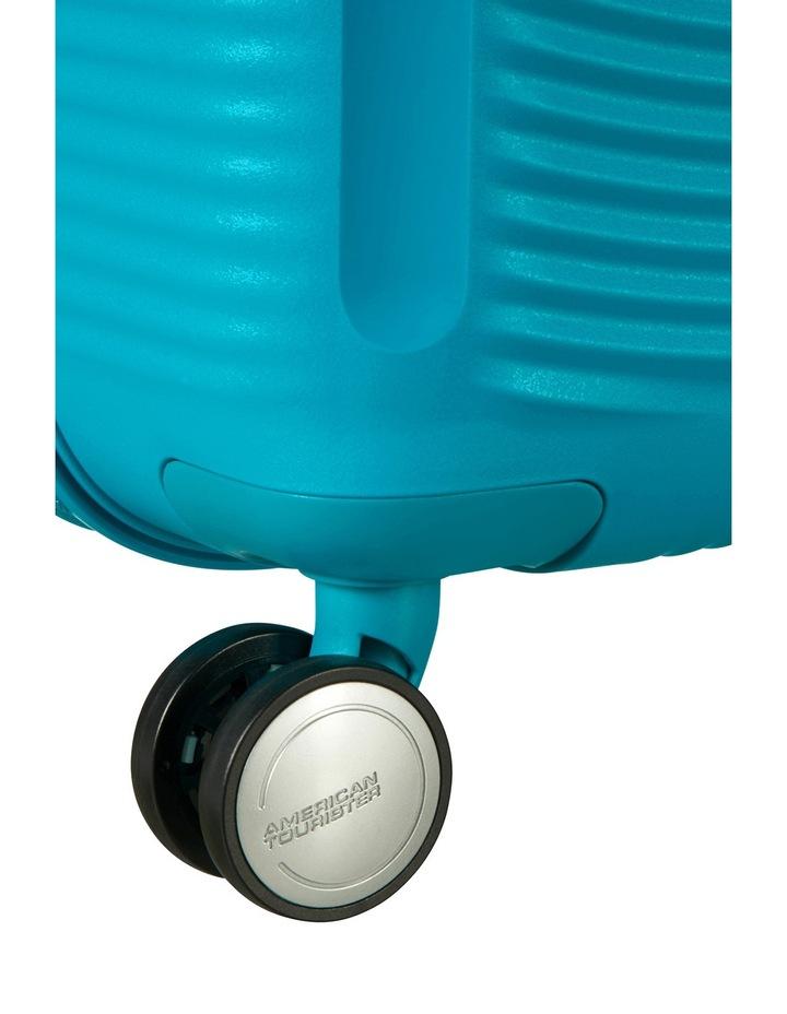 Curio Expandable Hardside Spinner Case Large: 80cm Turquoise 4.8kg: image 5