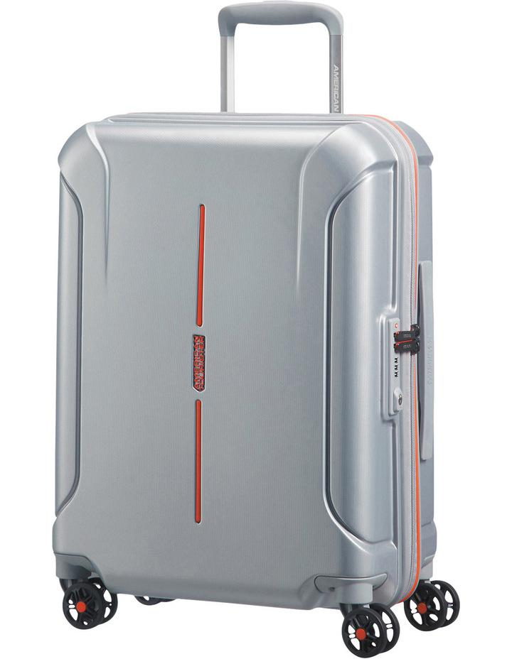 Technum Hardside Spinner Case Small Aluminium: 55cm 2.9kg image 1