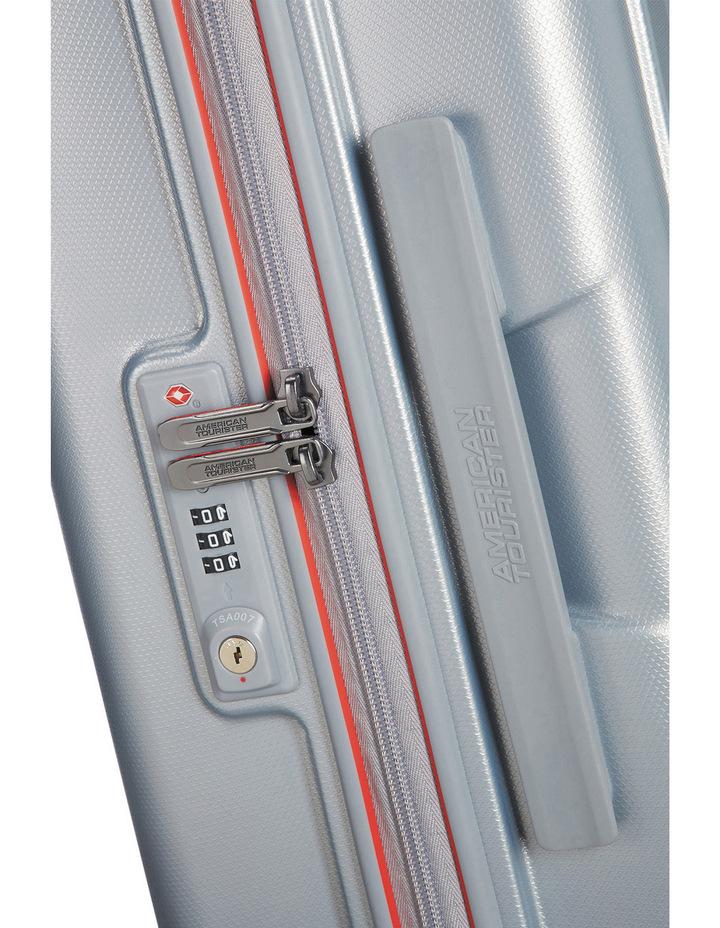 Technum Hardside Spinner Case Small Aluminium: 55cm 2.9kg image 3