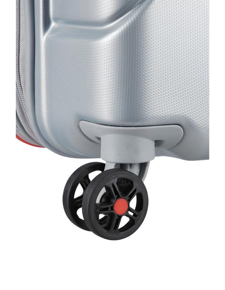 Technum Hardside Spinner Case Small Aluminium: 55cm 2.9kg image 4