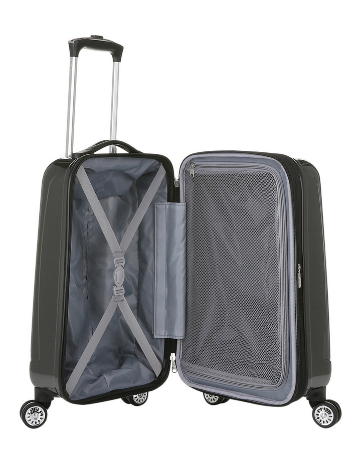 Liquis RS 4W Cabin Roller Case 2.50kg 56cm - Charcoal image 3