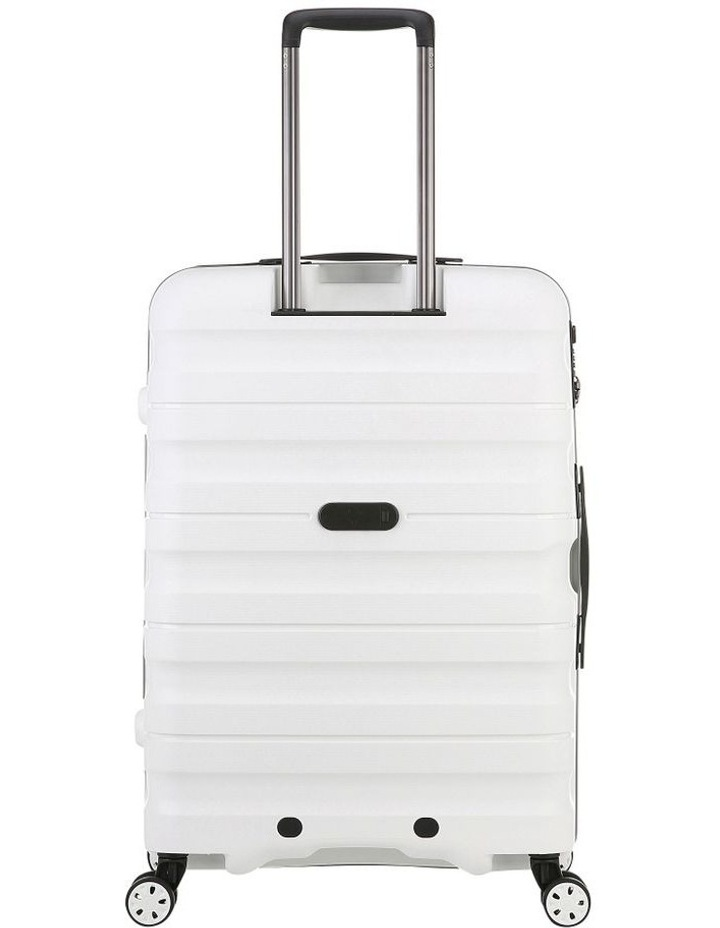 Juno 2 expandable hardside spinnercase medium 3.5kg 68cm - White image 1