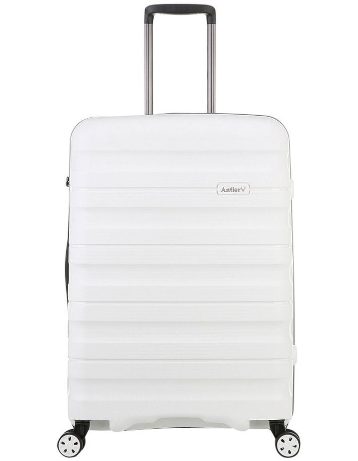 Juno 2 expandable hardside spinnercase medium 3.5kg 68cm - White image 2