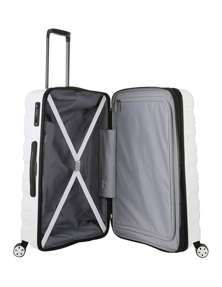 Juno 2 expandable hardside spinnercase medium 3.5kg 68cm - White image 4