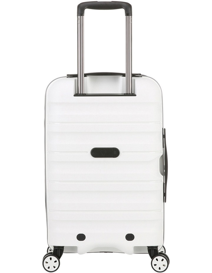 Juno 2 expandable hardside spinnercase small 2.5kg 56cm - White image 2