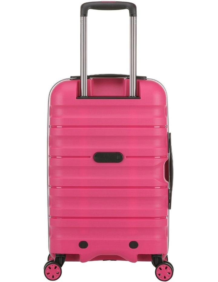Juno 2 expandable hardside spinnercase small 2.5kg 56cm - Pink image 2