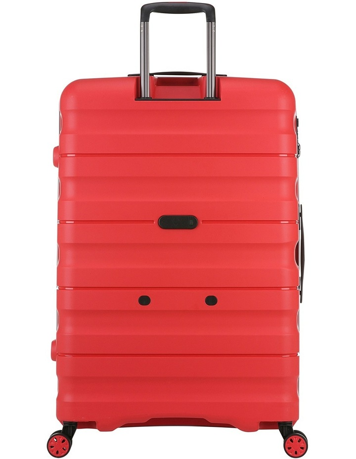 Juno 2 expandable hardside spinnercase large 4.4kg 80.5cm - Red image 2