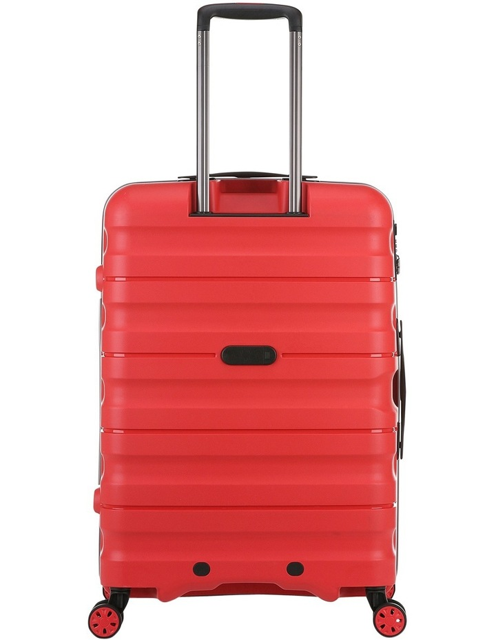 Juno 2 expandable hardside spinnercase medium 3.5kg 68cm - Red image 2