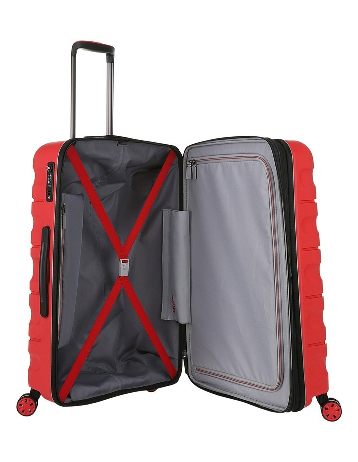 Juno 2 expandable hardside spinnercase medium 3.5kg 68cm - Red image 4