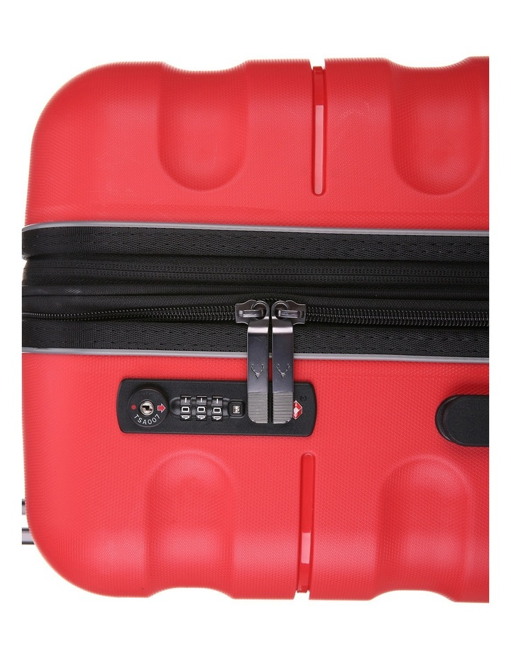 Juno 2 expandable hardside spinnercase medium 3.5kg 68cm - Red image 6