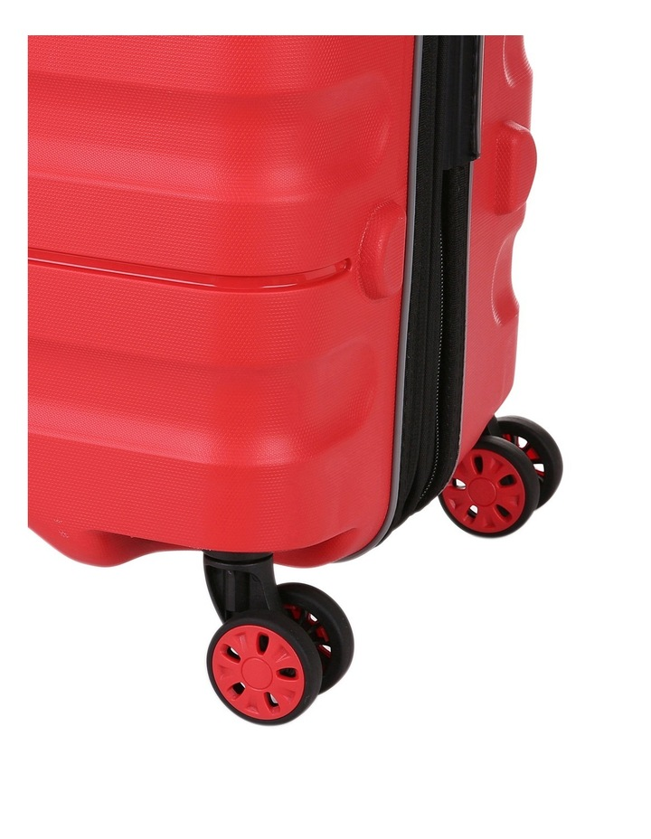 Juno 2 expandable hardside spinnercase medium 3.5kg 68cm - Red image 7