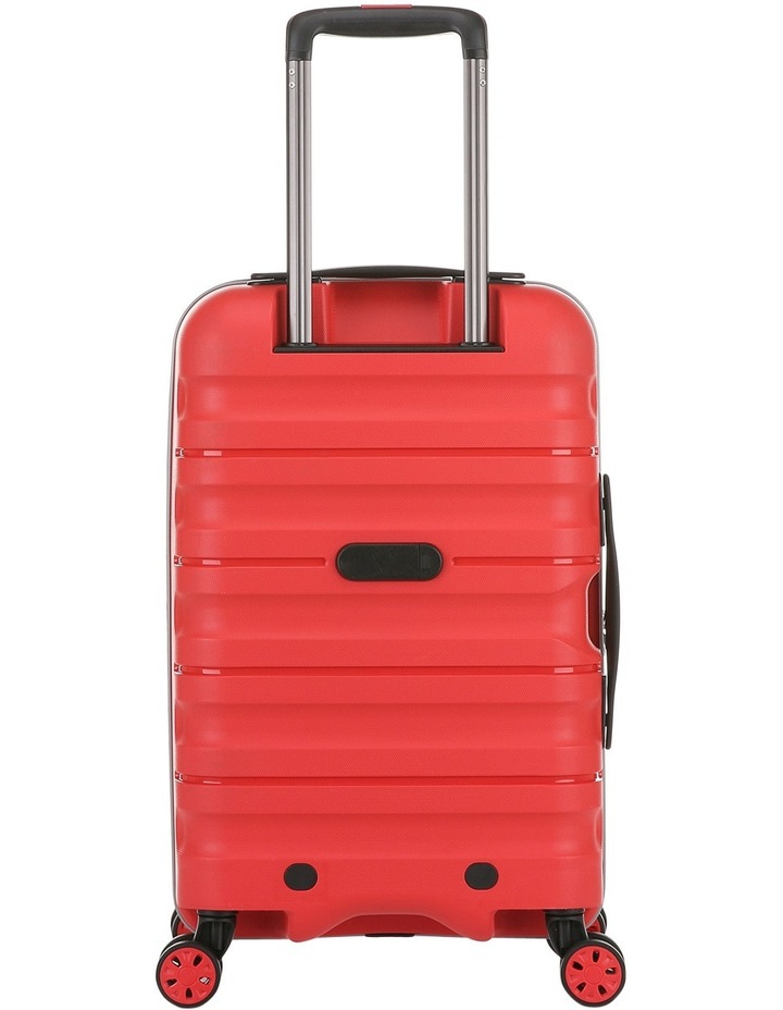 Juno 2 expandable hardside spinnercase small 2.5kg 56cm - Red image 2