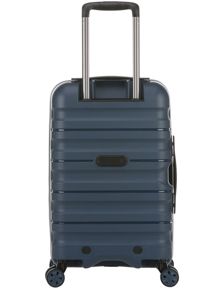 Juno 2 expandable hardside spinnercase small 2.5kg 56cm - Navy image 2