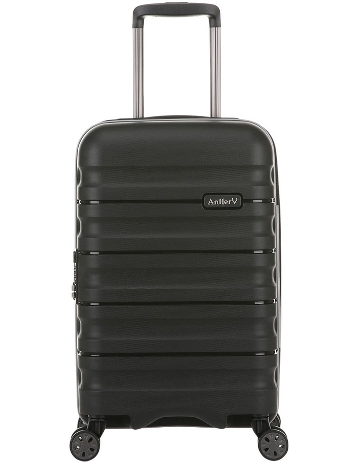 Juno 2 expandable hardside spinnercase small 2.5kg 56cm - Black image 1